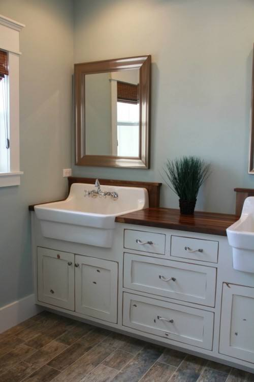 old farmhouse bathroom ideas unique rustic bathrooms you ll adore decor