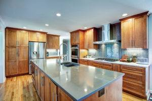 cheap unfinished kitchen cabinets near