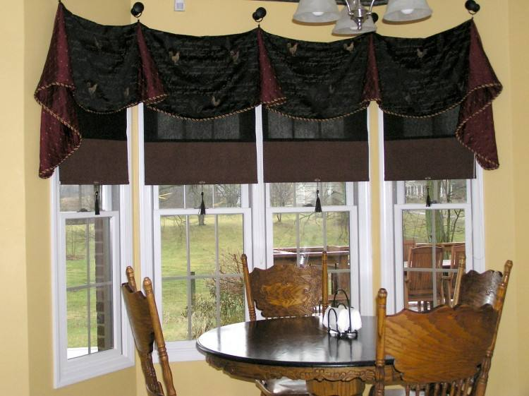 30 valance ideas that can change the atmosphere at your home | Window treatment | 19/30