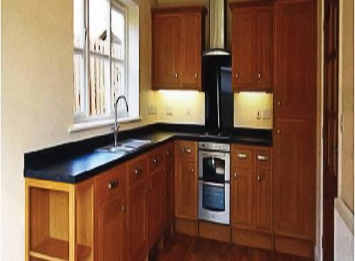 [Kitchen Design Trends] Furniture Kitchen Office