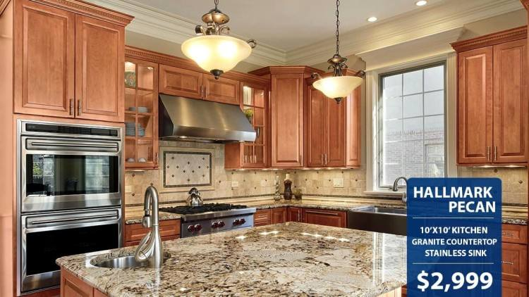 Residential Kitchen Cabinets in Dorval, Montreal