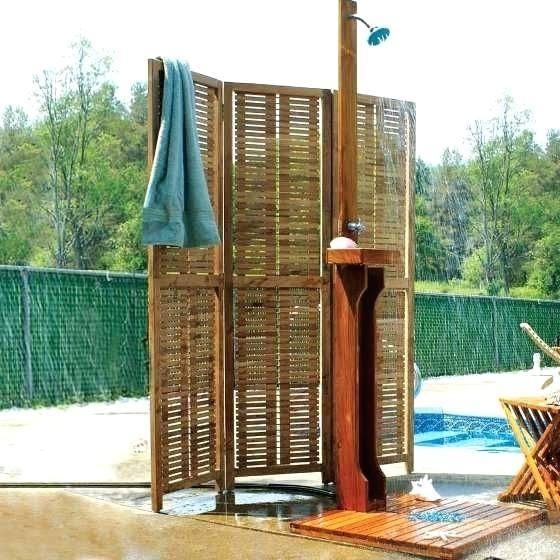Rainware Outdoor Showers