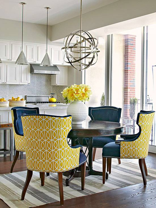Decorate your Dining Room for the Holidays with Simon Pearce by Fashionable Hostess 1
