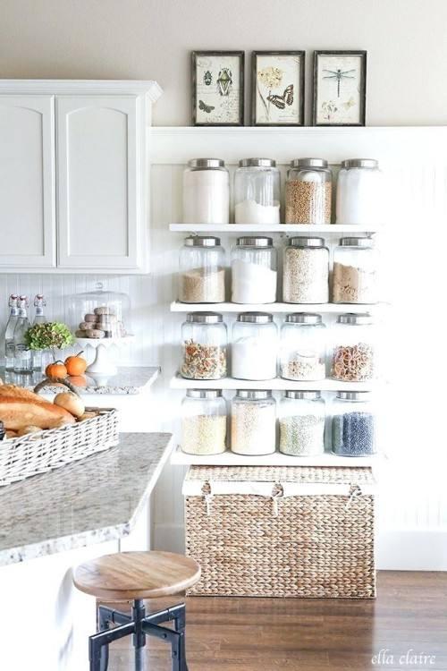 com diy kitchen shelves ideas