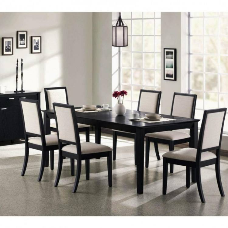 Favorable Vintage Dining Table Chairs Set Ideas Dresser Also Grey Curtain Windows And Wide Glass Rustic Room Accent Using Selective Furniture Options This