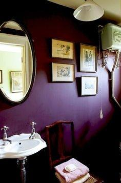 Purple Bathroom Decor Ideas Luxury Decorating Ideas At Bathrooms With Chic Bar Shelves Beautiful