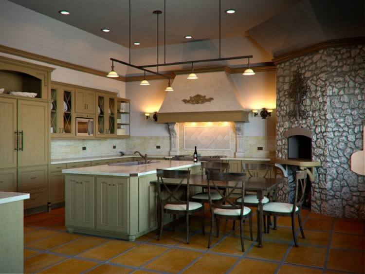 Great Tuscan Kitchen Ideas Tuscan Kitchen Ideas For You Modern Kitchen Countertop
