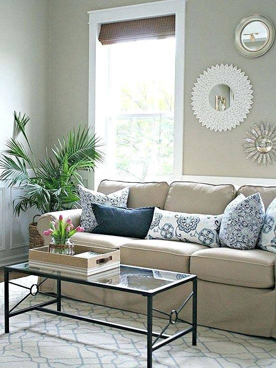 Switch things up by piling on pillows,
