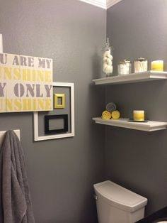 grey bathroom decor lovely yellow and grey bathroom set for dark grey and yellow bathroom decor
