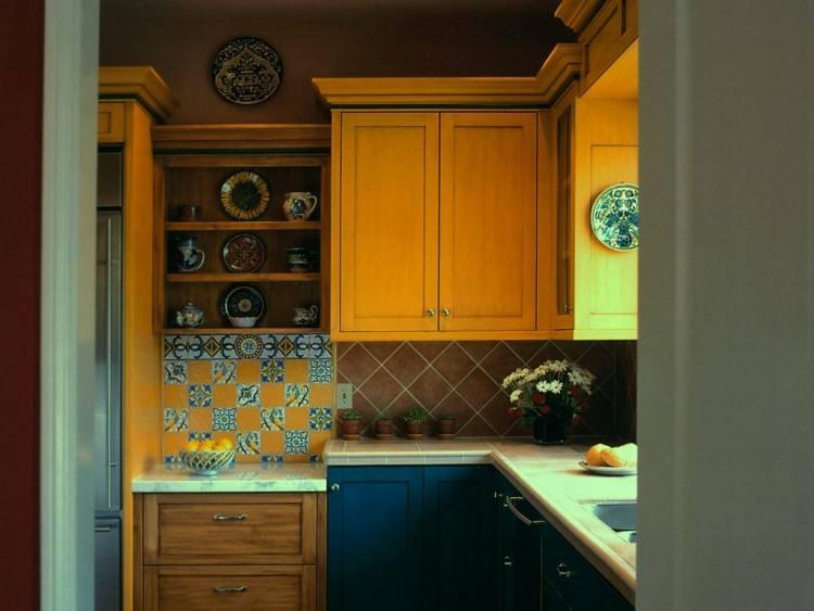 tuscan style kitchen ideas