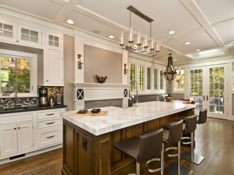 stunning square kitchen island ideas with black cast intended for brilliant home decor large seating