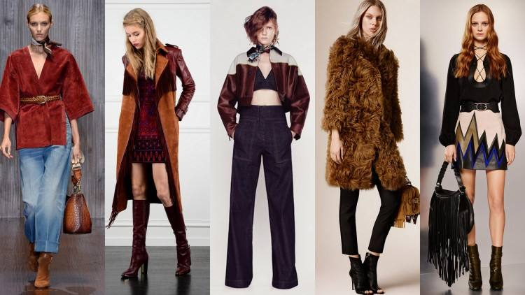 While women's fashions set the seventies look, you can see that teen fashions still had a definite sixties feel