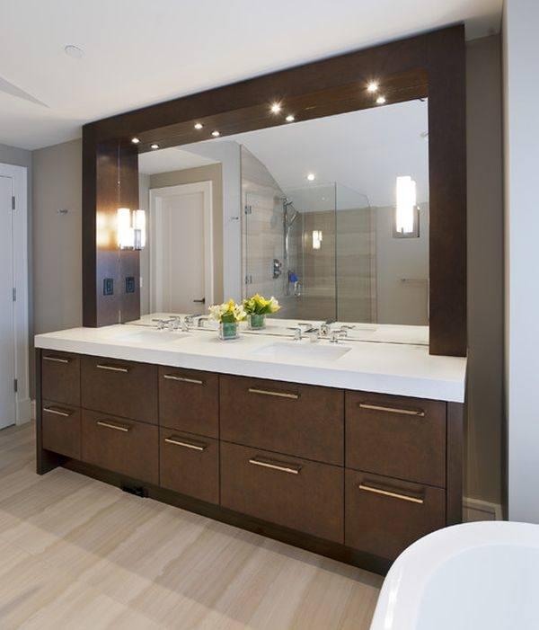 all modern bathroom vanity