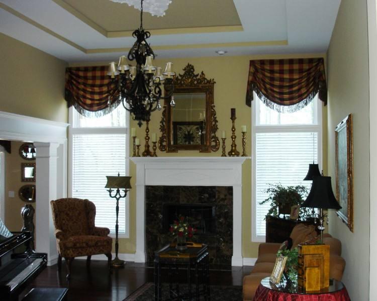 Medium Size of Marvelous Dining Room Window Valance Ideas Treatments Houzzmal Coverings Treatment Dining Room Window
