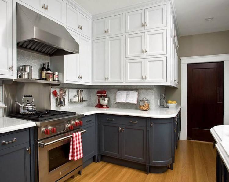 Ways To Fix Space Wasting Kitchen Cabinet Soffits | Kitchen Cabinets Too High