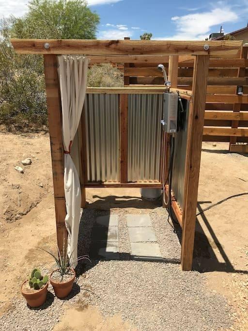 outdoor shower screen freestanding outdoor shower hose kit garden caravan outdoor shower screen
