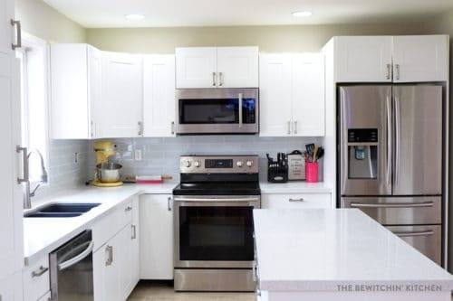 Beach Style Kitchen Design New Endearing Home Depot Cupboards from kitchen cabinets reno , image source: atlantasaints