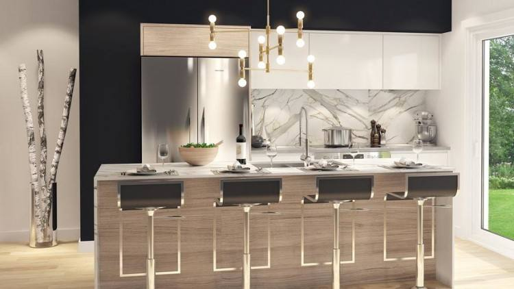 Commercial Kitchen Cabinets Montreal, Canada