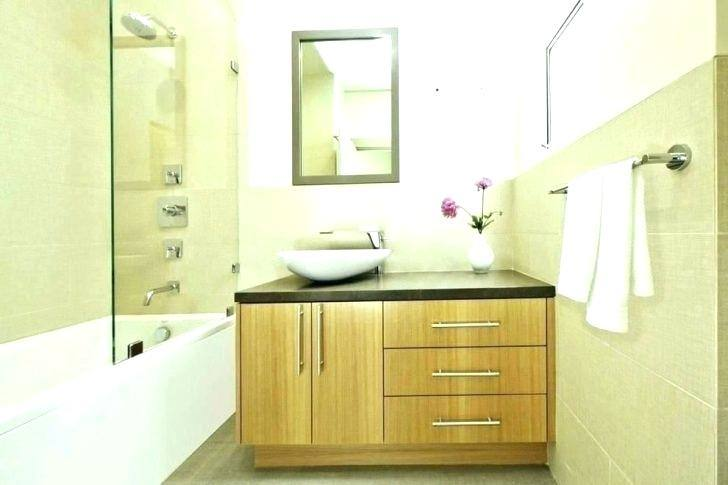 bathroom ideas with oak cabinets