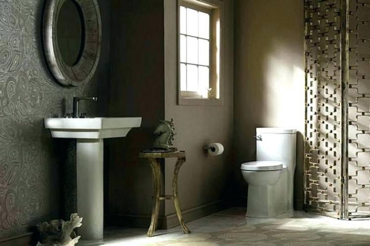pedestal sink for small bathroom