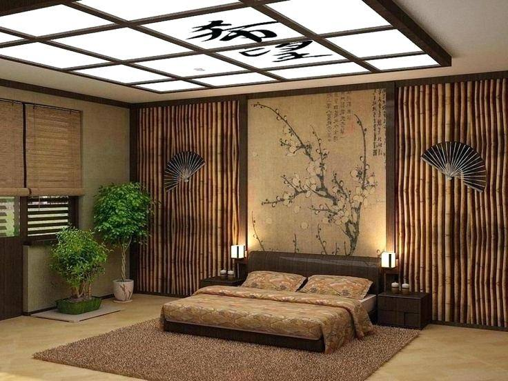 oriental bedroom decor