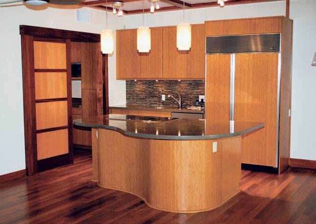 monkey pod kitchen tropical by north s cabinets hawaii honolulu hi wood