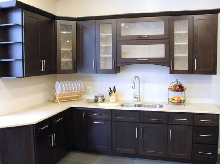 two color kitchen cabinets pictures two color