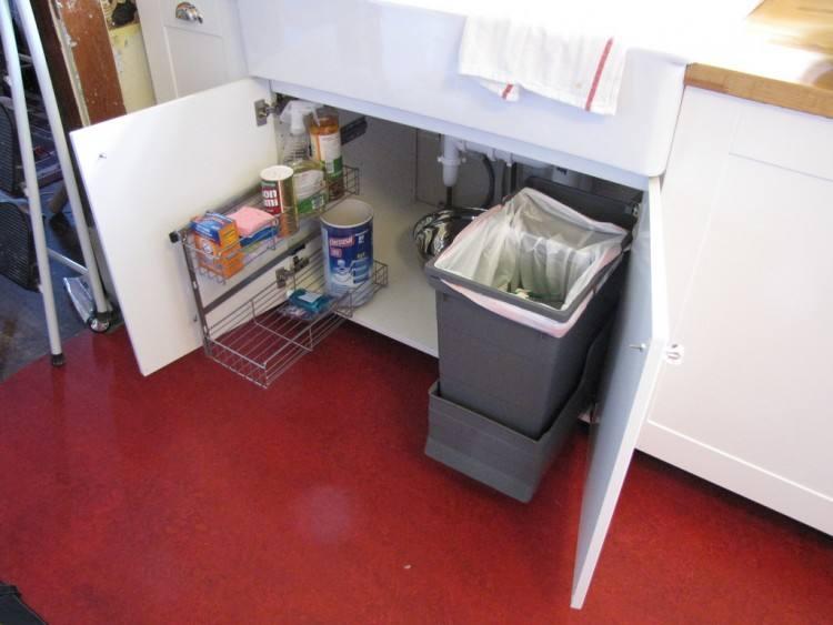 kitchen cabinets sink