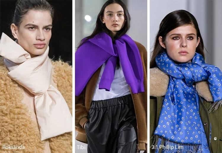 8 Trendy Ways to Wear Winter Scarves Creatively