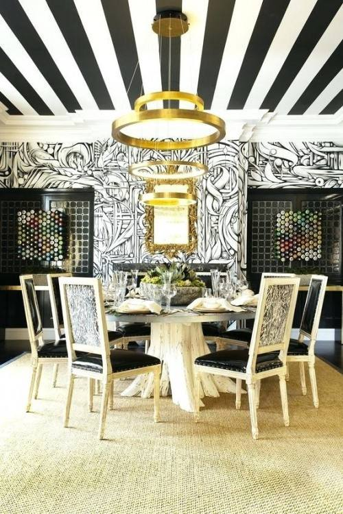 wallpapers for dining rooms traditional amazing wallpaper designs for dining room your of with regard to