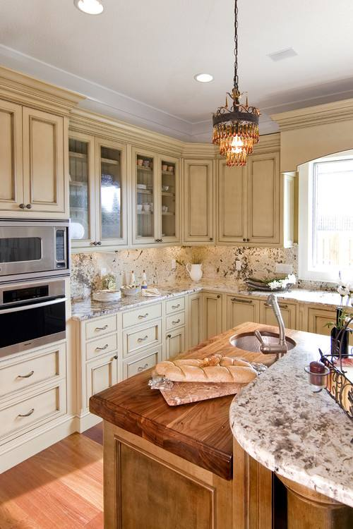 Painting kitchen cabinets is one of the biggest bangs for your decorating buck because it can be a dramatic facelift, especially when you give a fresh new