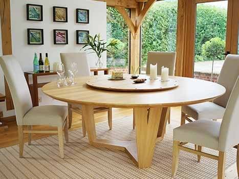 classic oak collection dining room furniture table plans
