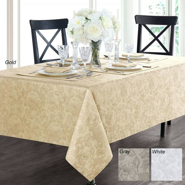 Dining Room Tablecloth Ideas