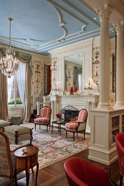 victorian decorating ideas living