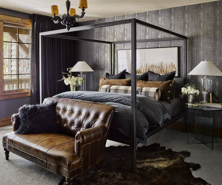 Masculine Romantic Bedroom Colors Mens Ideas Interior Design Inspiration