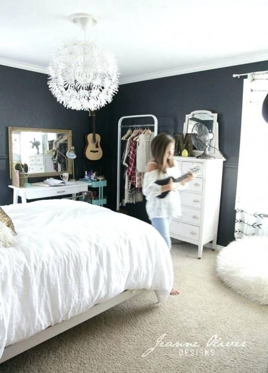 teen bedroom colors