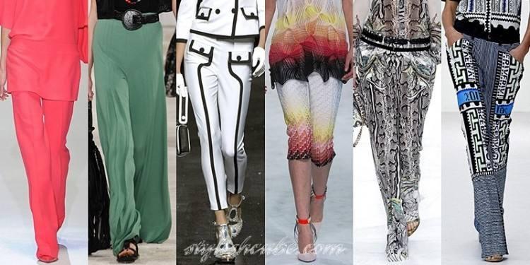 BUT onto important details like peg pants and fall fashion