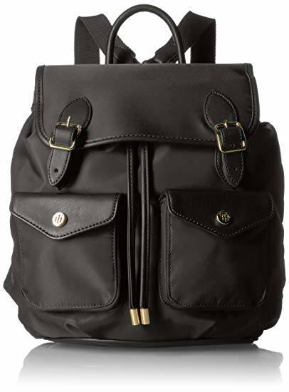 YALUXE Women's Convertible Real Leather Backpack Versatile Shoulder Bag (Upgraded 3
