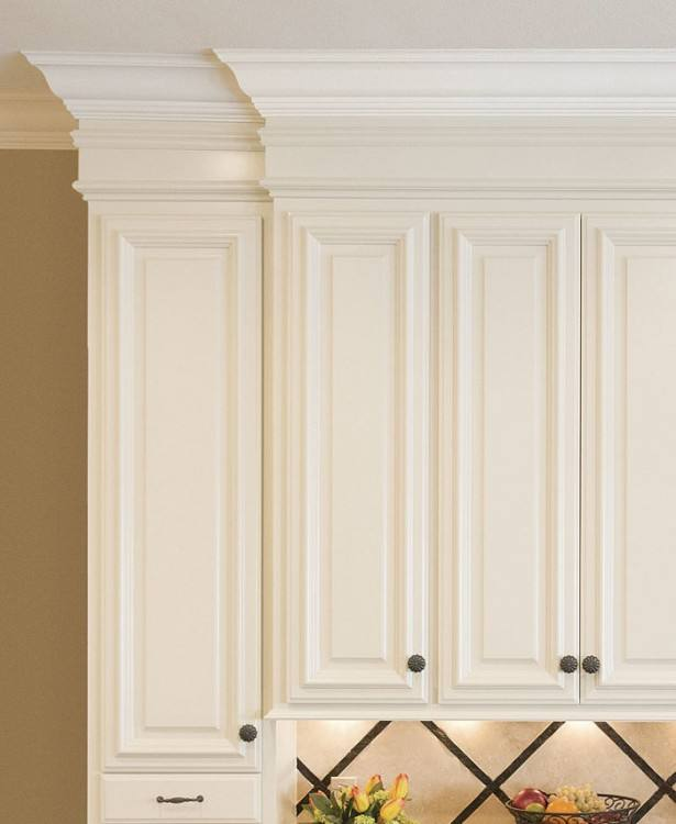 kitchen cabinet trim molding