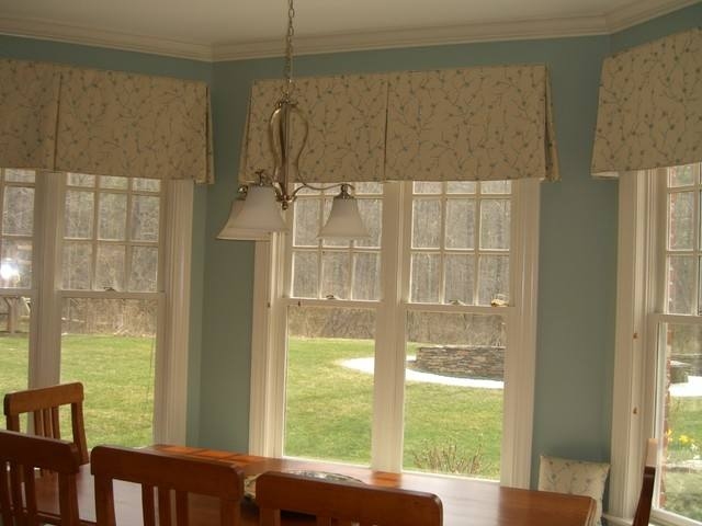 modern valances for kitchen windows dining room valance ideas cafe curtains di