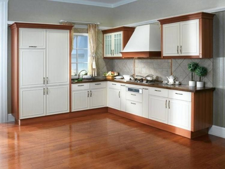 louis kitchen cabinet accents with glass doors