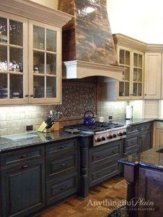 2 colour kitchen kitchen cabinet refacing ideas two tone color
