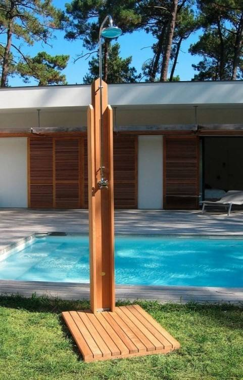 Suncoast Premium Outdoor Shower by Rainware