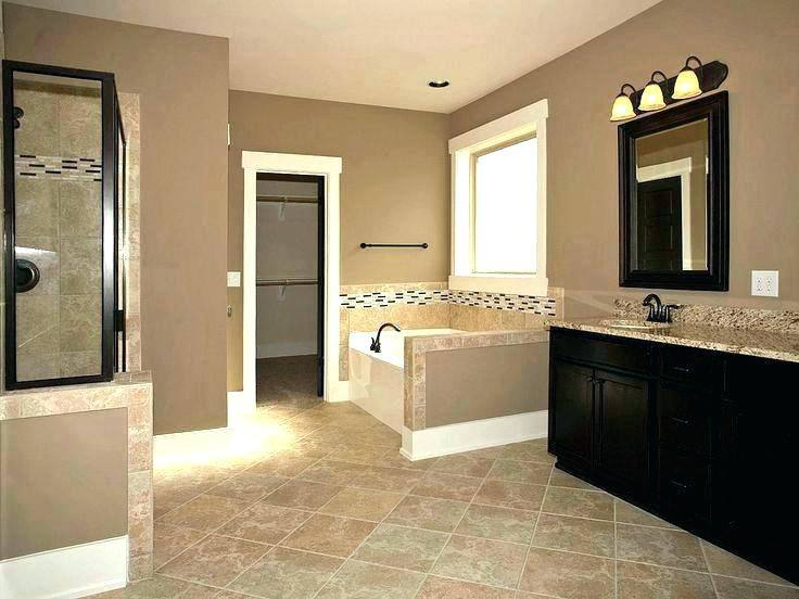 tan bathroom ideas blue and tile paint brown