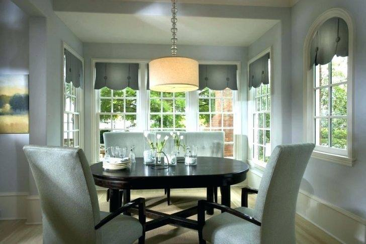 Fabulous Window Valance Ideas Bay Bay Window Valances Traditional Dining Room Other In Valances For Dining Room Ideas
