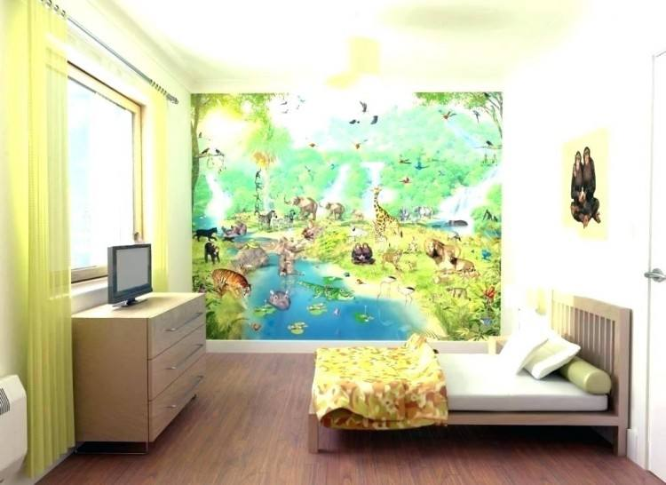 jungle bedroom ideas