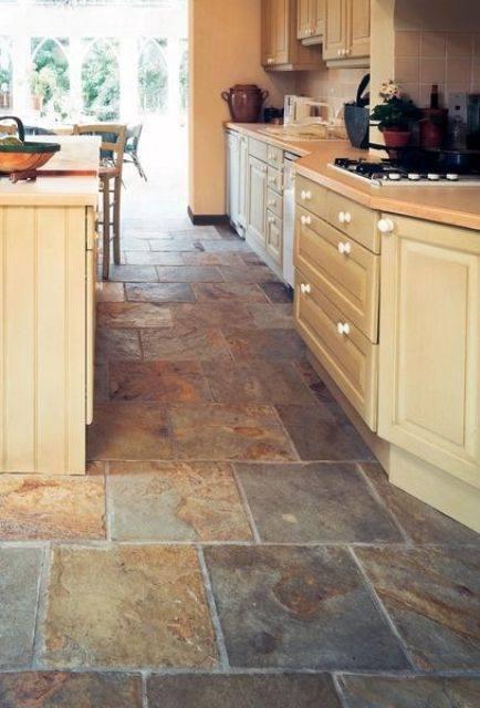 Plain Design Bathroom Tile Flooring 9 Kitchen Ideas Taupe Beige And